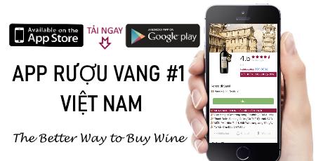 Mua rượu vang dễ dàng hơn với App Topwine