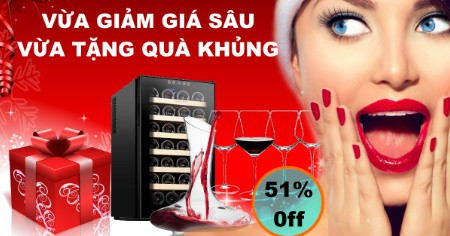 Khuyến Mãi 51% + QUÀ KHỦNG