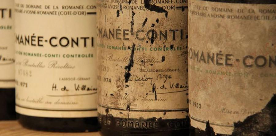 Giá rượu vang cao cấp thay đổi như thế nào ?