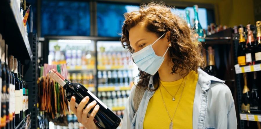 Làm sao chọn mua rượu vang an toàn & tiện lợi giữa mùa dịch covid ?