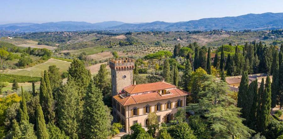 Mua vườn nho ở Tuscany: Các lựa chọn là gì?
