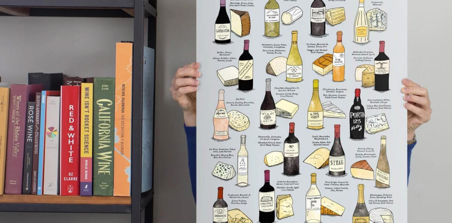 12 loại rượu phối với pho mát điển hình bạn phải thử