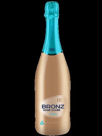 BB Balatonboglári Bronz Rosé Cuvée Száraz Pezsgő