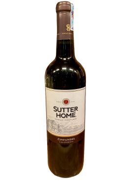 Sutter Home Zinfandel California