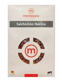 Xúc xích Iberico Cebo muối cắt lát - Sachichon Iberian