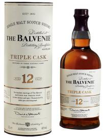 Balvenie 12 Năm Triple Cask