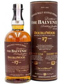 Balvenie 17 Năm Double Wood