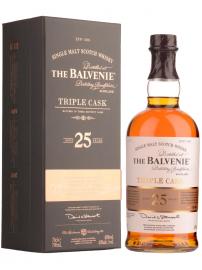 Balvenie 25 Năm Triple Cask