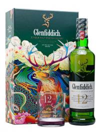 Glenfiddich 12 Năm Hộp Quà Tết
