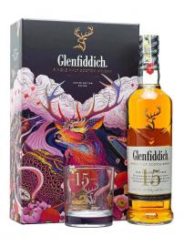 Glenfiddich 15 Năm Hộp Quà Tết