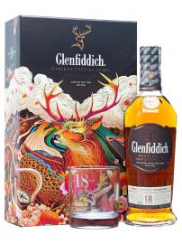 Glenfiddich 18 Năm Hộp Quà Tết
