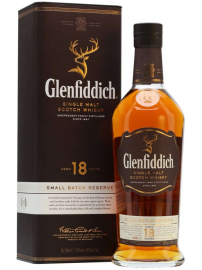 Glenfiddich 18 Năm