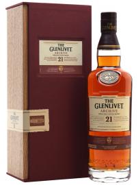 Glenlivet 21 Năm