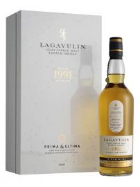 Lagavulin 1991 - 28 Năm Prima & Ultima