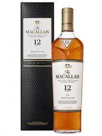 Maccallan 12 Năm Sherry Oak
