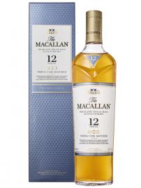 Maccallan 12 Năm Triple Cask