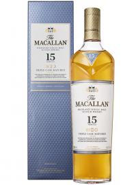 Maccallan 15 Năm Triple Cask