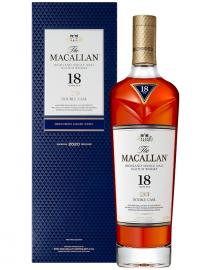 Maccallan 18 Năm Double Cask
