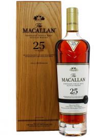Maccallan 25 Năm Sherry Oak
