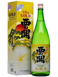 Sake Nishi no Seki Gold
