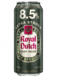 Royal Dutch Post Horn Extra Strong