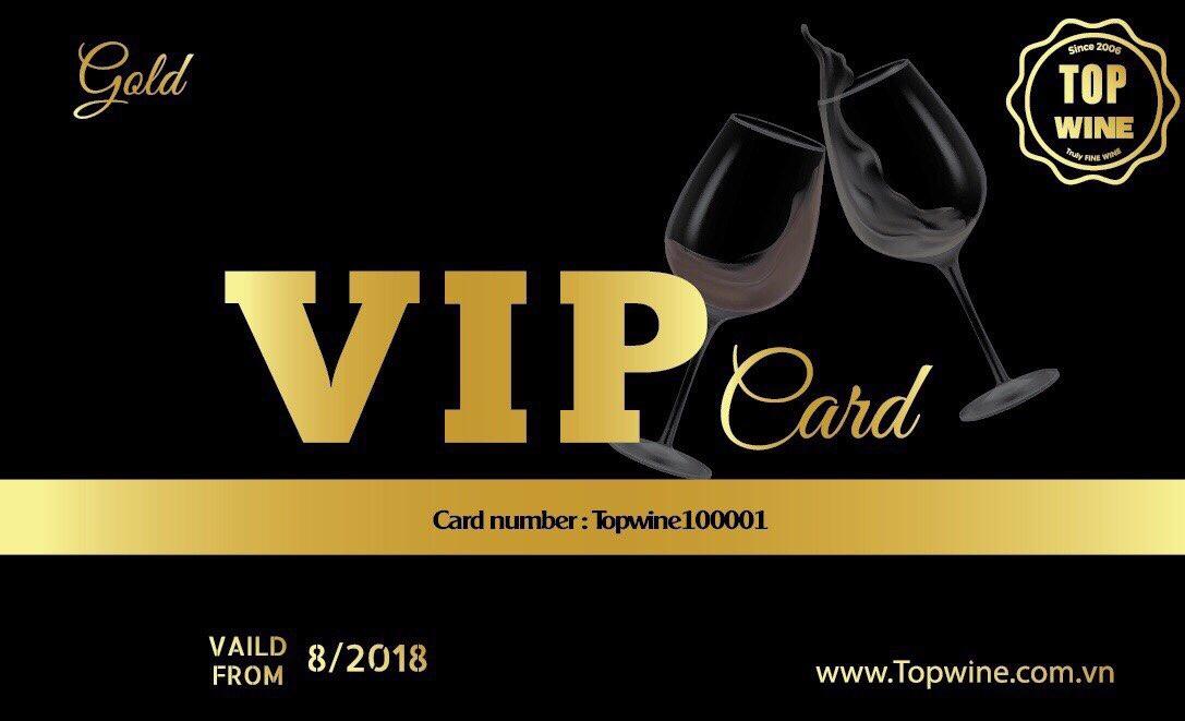 thể VIP topwine