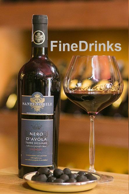 Rượu Vang Santi D