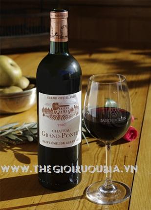 Rượu Vang Bordeaux Cao Cấp