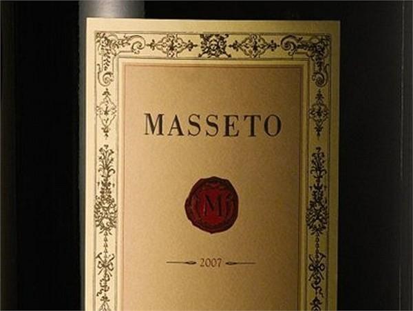 Rượu Vang Masseto