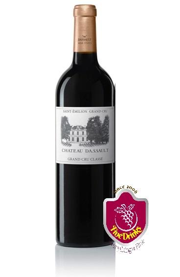 Rượu Vang Chateau Dassault Grand Cru Classe