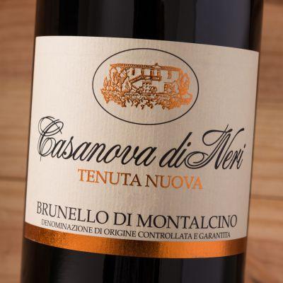 Casanova D Neri Brunello di Montalcino Tenuta Nuova