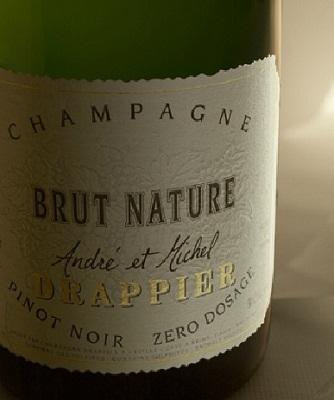 Drappier Brut Nature Zero Dosage
