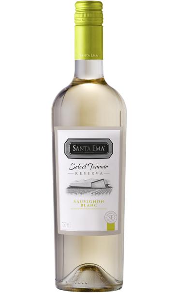 Rượu Vang Santa Ema SELECT TERROIR SAUVIGNON BLANC