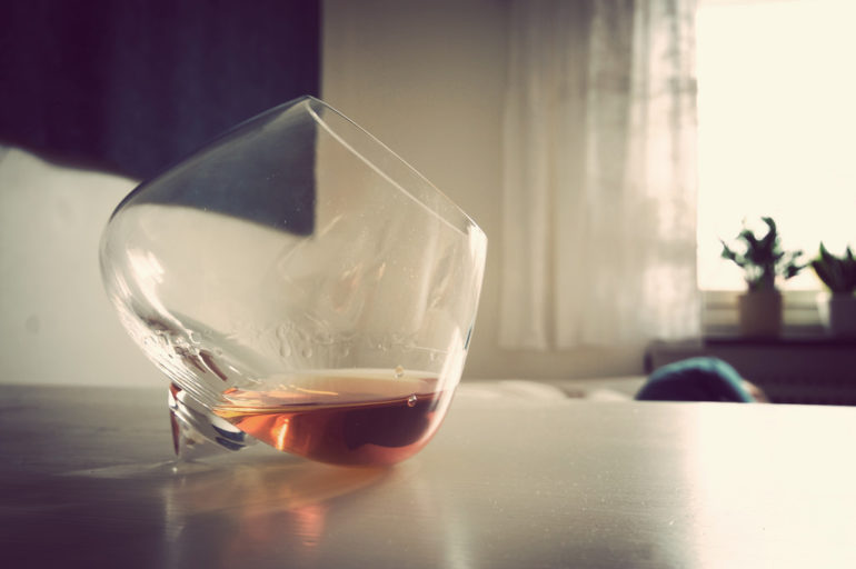 ly ruou cognac